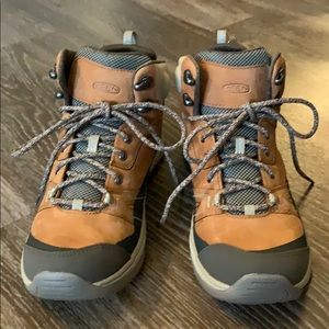 WOMEN'S TERRADORA LEATHER WATERPROOF MID